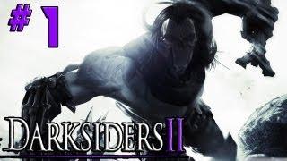 Let´s Play Darksiders 2 Part 1 [Deutsch/HD/BLIND] - Sie nennen ihn Tod