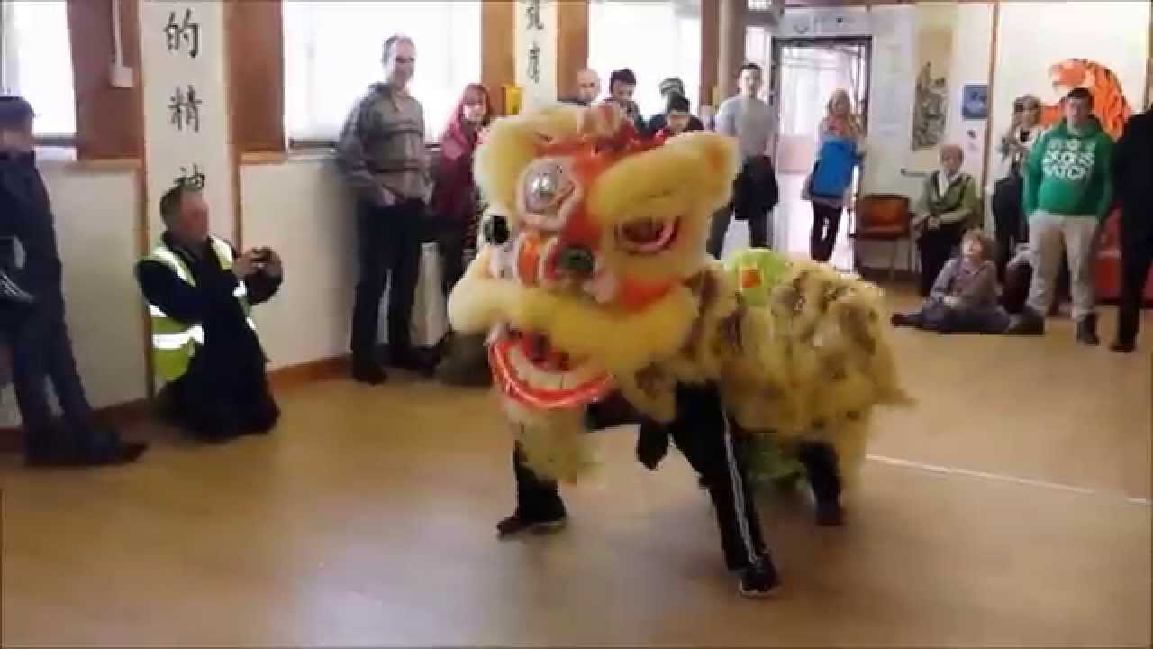 Lion Dancing Ireland Dragonstyle Ireland Lion