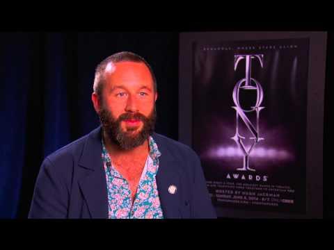 2014 Tony Awards Meet the Nominees: Chris O'Dowd