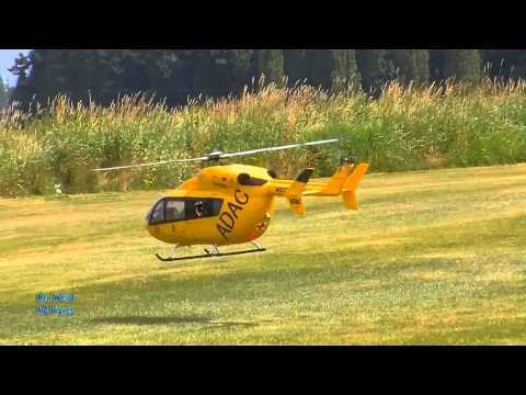 RC Heli Fun Fly 2013 Lots Of RC Helicopters