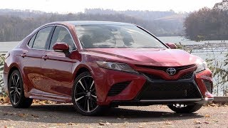 2019 Toyota Camry: Review