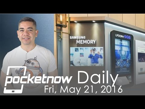 Galaxy Note 6 Innovations, OnePlus 3 invite system & more - Pocketnow Daily