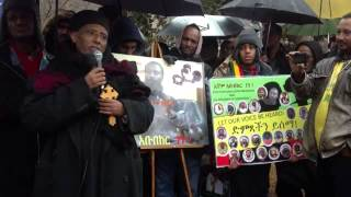 Abune Philipos Speech in Solidarity with the Ethiopian Muslims movement.
