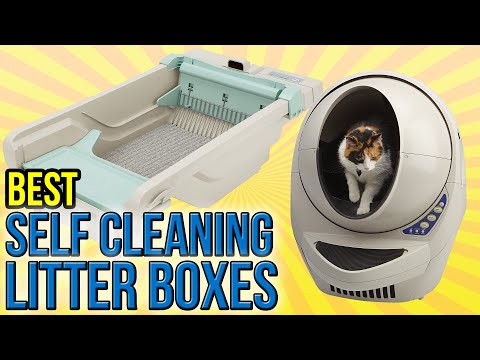 7 Best Self Cleaning Litter Boxes 2016