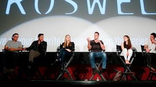 Roswell (TV series) 15 Year Reunion Panel (2014)