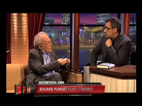 Eduard Punset visita nuevamente a Andreu Buenafuente