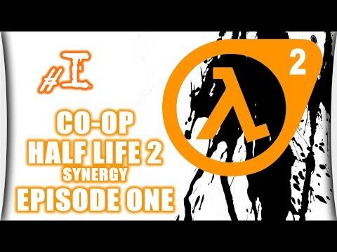Half Life 2 Episode One - Часть 1 Под завалом