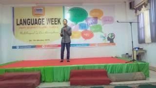 Pidato Peranan Pemuda Di Era Globalisasi by Aziz Muammar( Siswa SMPIT Buahati Islamic School)