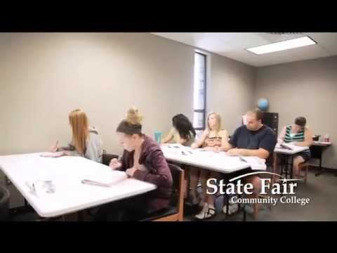 Learn More, Do More at State Fair Community College