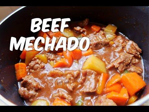 BEEF MECHADO | MECHADO