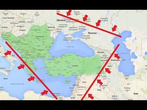 Geopolitics of Fear: South East Europe in a dangerous neighbourhood