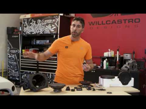How To Install Car Audio Speakers in a Door   JBL