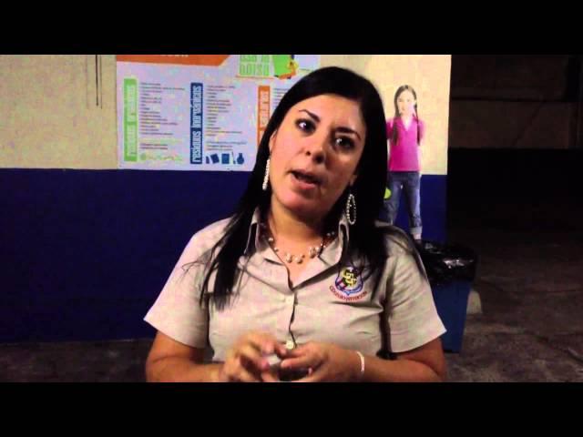 Testimonio de la Directora del Colegio Jefferson Puerto Vallarta para Ernesto Guerra