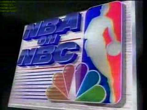 MUST SEE !!!   ♪♪  NBA on NBC  ★ 1998 NBA Finals Intro ★