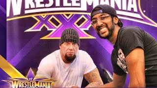 Wrestlemania XXX WEEK: Wrestlecon / AXXESS AGAIN / MEETING THE UNDERTAKER / Hall of Fame - Day 5