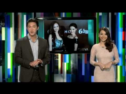 Yoon Eun Hye 윤은혜 /尹恩惠 E! News Asia 3/25/'12 Asian Film Awards [HD]