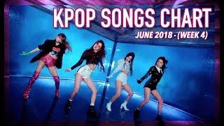 K-POP SONGS CHART | JUNE 2018 (WEEK 4)