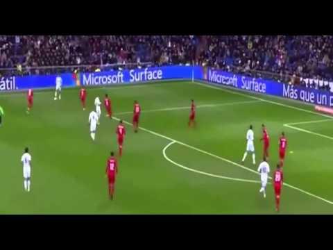 Real Madrid vs Sevilla 2 1 All Goals & Full Highlights 2015