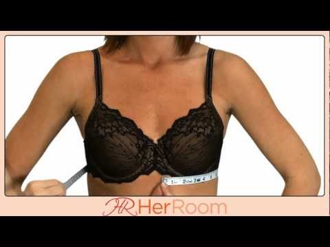 How To Measure Your Bra Size 2013 video