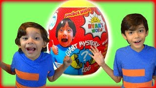 NEW RYANS WORLD TOY REVIEW!!