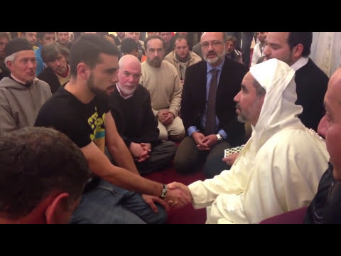 Spanish are Converting to Islam - January 2014