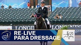 RE-LIVE Para-Dressage – Grade II Individual | FEI World Equestrian Games 2018