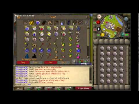 Runescape 2007 — [PART 2]  1mill per hour Money Making Guide! 2015