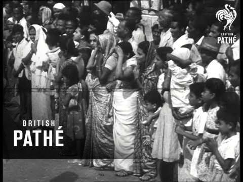 Ceylon Independence (1948)