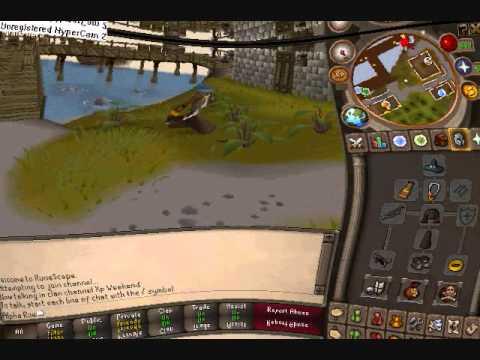 Runescape F2P Lobster Fishing Guide {Alpha Roe}