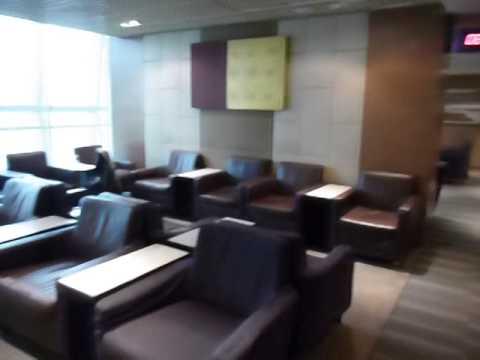 TG Royal Silk Thai Airways Business Class Lounge and Spa Bangkok BKK タイ国際航空 ビジネスクラス バンコク ラウンジ・スパ