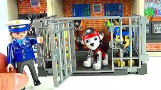 PAW PATROL Toys Go To Jail