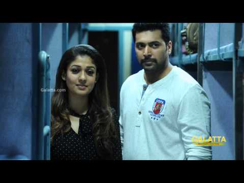 Jayam Ravi and Nayantara to fight it out!
