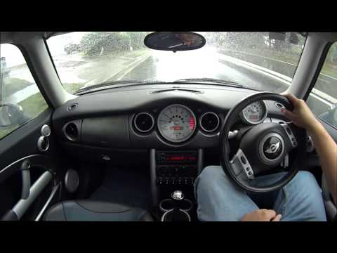 Mini Cooper S 2004 R53 Full review Test Drive - Supercharged