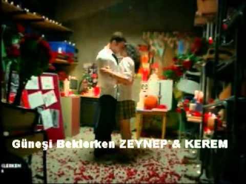 Güneşi Beklerken 3. Bölüm Zeynep & Kerem Hayal Sahnesi