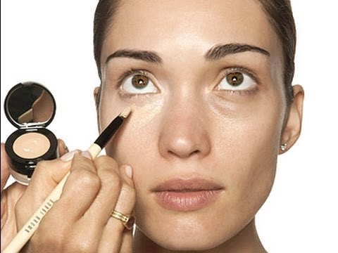 how to cover dark circles   Josie Maran Color Correction