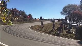 Rally Rubinetto 2017 ultima curva ps 9 Mottarone