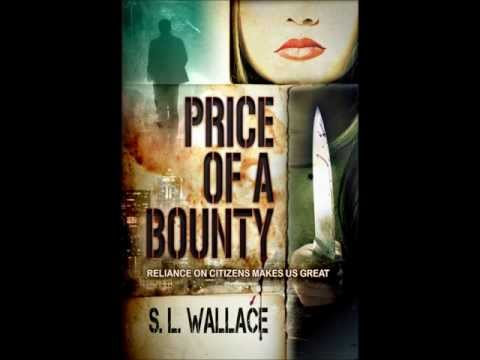 Price of a Bounty book trailer by S.L. Wallace