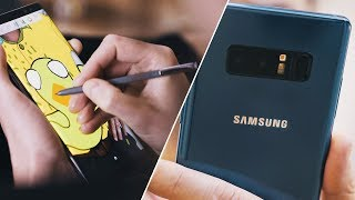 Samsung Galaxy Note 8 First Look!