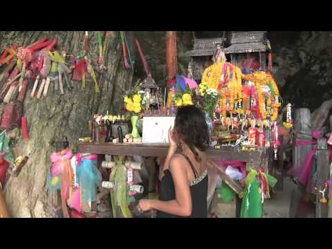 Krabi travel guide, Railay Beach, Thailand