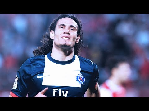 Edinson Cavani | Fix You (PSG 2013/14)