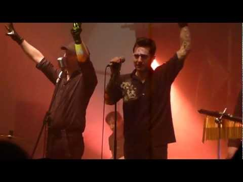 ORDO ROSARIUS EQUILIBRIO & SPIRITUAL FRONT - Three Is an Orgy, Four Is Forever (live)