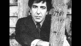 Watch Leonard Cohen Death Of A Ladies Man video