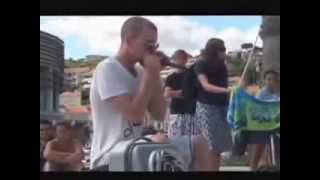 Dubstep Beatbox   Dave Crowe in  France