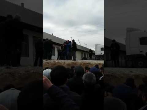 Забастовка дальнобойщиков Дагестан