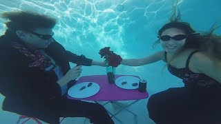 Underwater Dating Is An Actual Thing