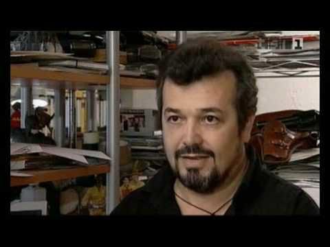 60 anos de Tex com Sergio Bonelli, Claudio Villa e Giuliano Gemma