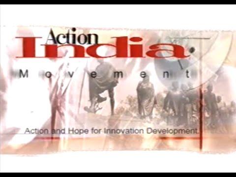 Action India Conference, Gandhi Ashram, Ahmedabad, 1999