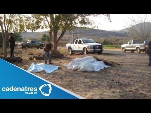 Suman 21 cuerpos en fosas de Taxco, Guerrero