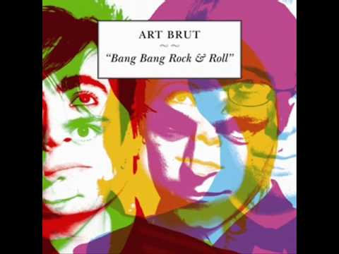 Art Brut: My Little Brother (with lyrics!)