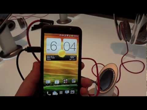 HTC EVO 4G LTE - Hands On (3)